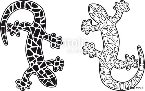 Resultat De Recherche D Images Pour Dessin Mosaique A Imprimer