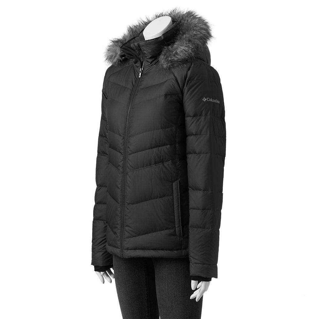 Women S Columbia Hooded Puffer Down Jacket Kohls Jackets For Women Puffer Jacket Women Jackets [ 1024 x 1024 Pixel ]
