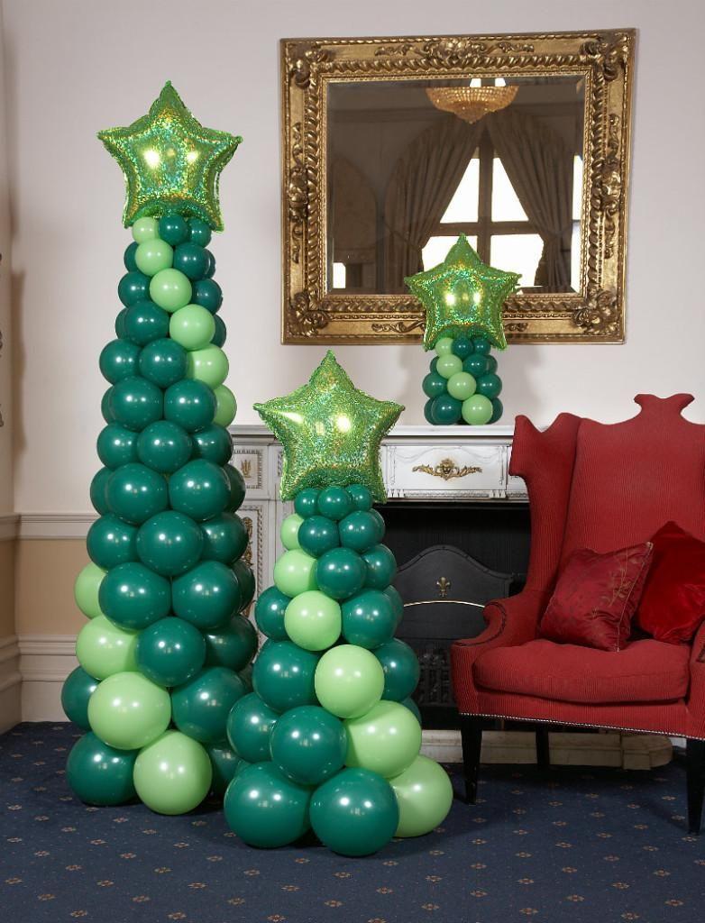 Navidad manualidades globos 3 782 1024 - Decoracion de navidad manualidades ...