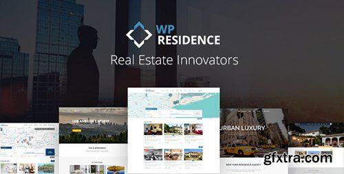 ThemeForest - WP Residence v1.20.6 - Real Estate WordPress Theme ...