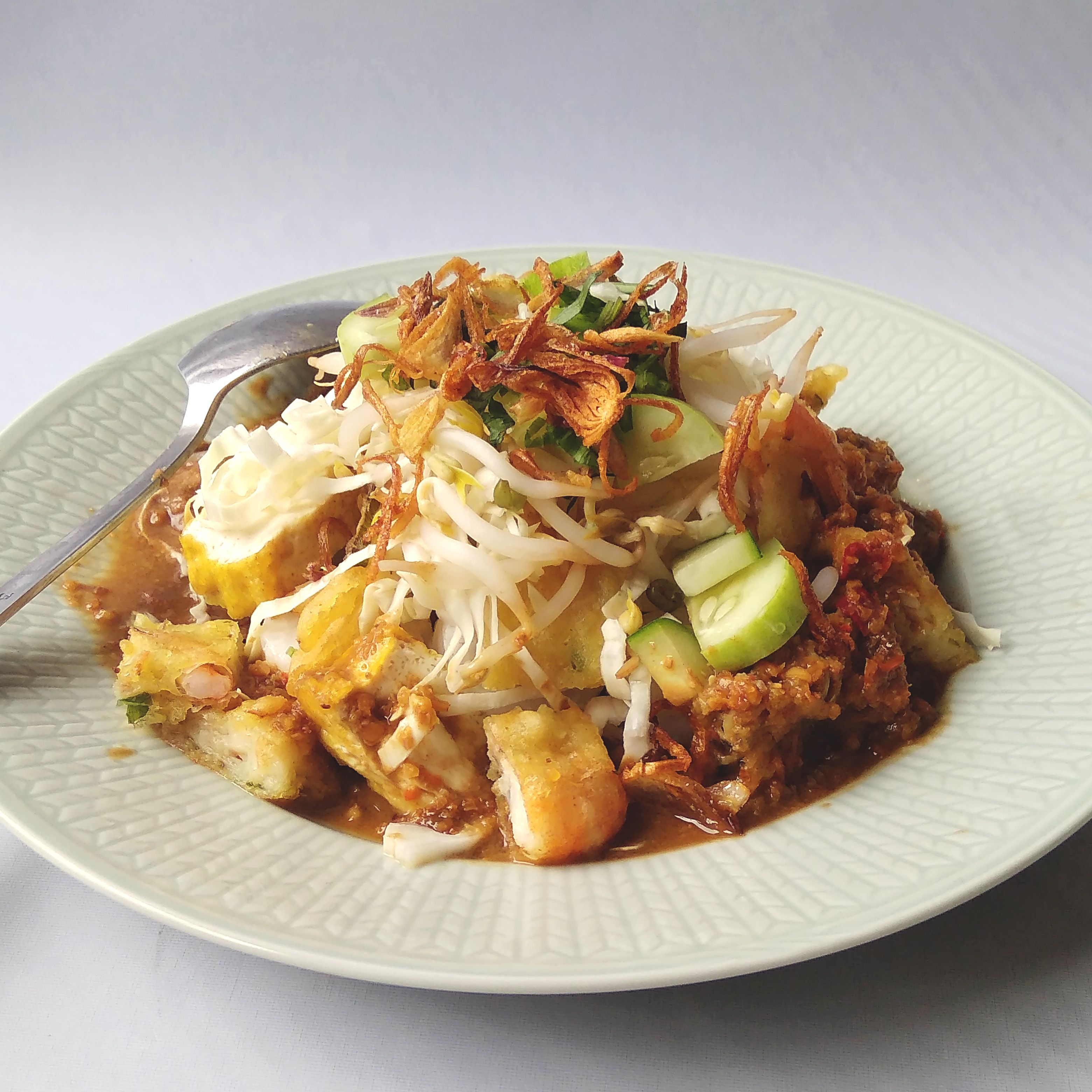 Resep Tahu Gimbal Resep Resep Tahu Resep Seafood Makanan