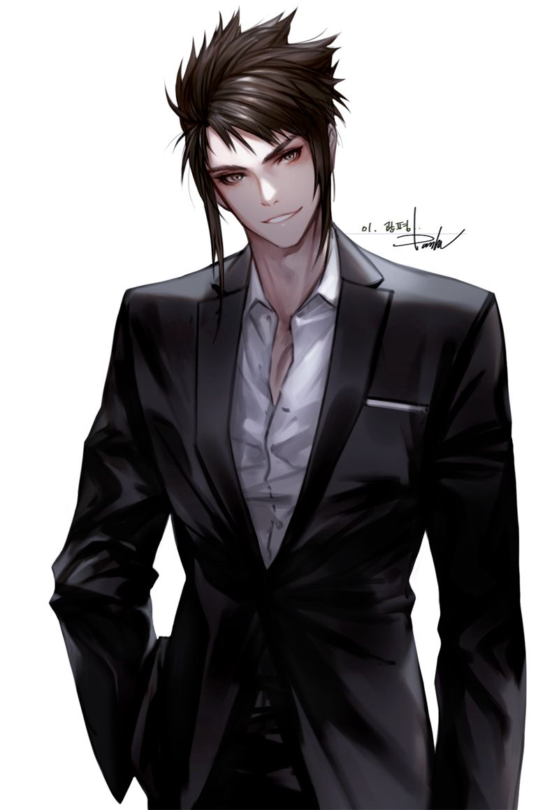 Anime Characters In Suits : Switch rpg pinterest anime characters and character