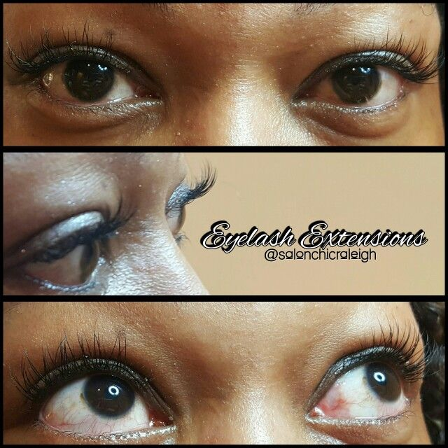 Semi Permanent Eyelash Extensions Lasts 4 To 6 Weekswaterproof