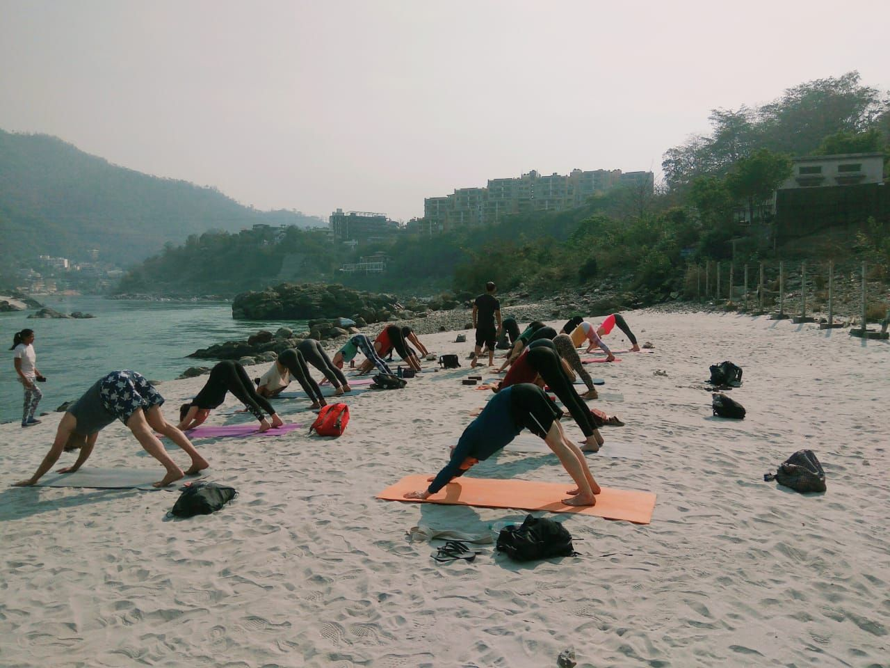 Take your yoga experience to the next level with #Vinyasayoga teacher training in India. Learn vario...