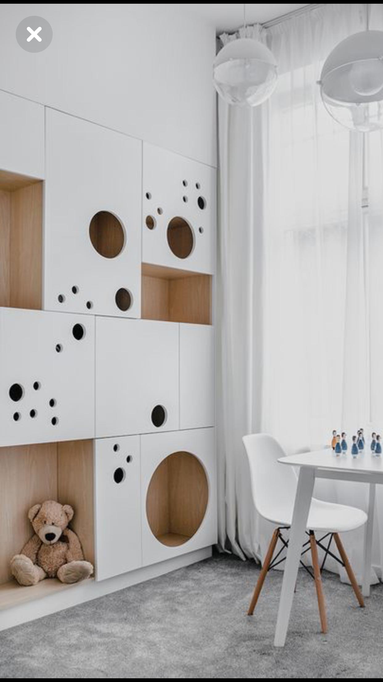 pin von nathalie coccagna auf cameretta pinterest schrankwand kinderzimmer und kuba. Black Bedroom Furniture Sets. Home Design Ideas