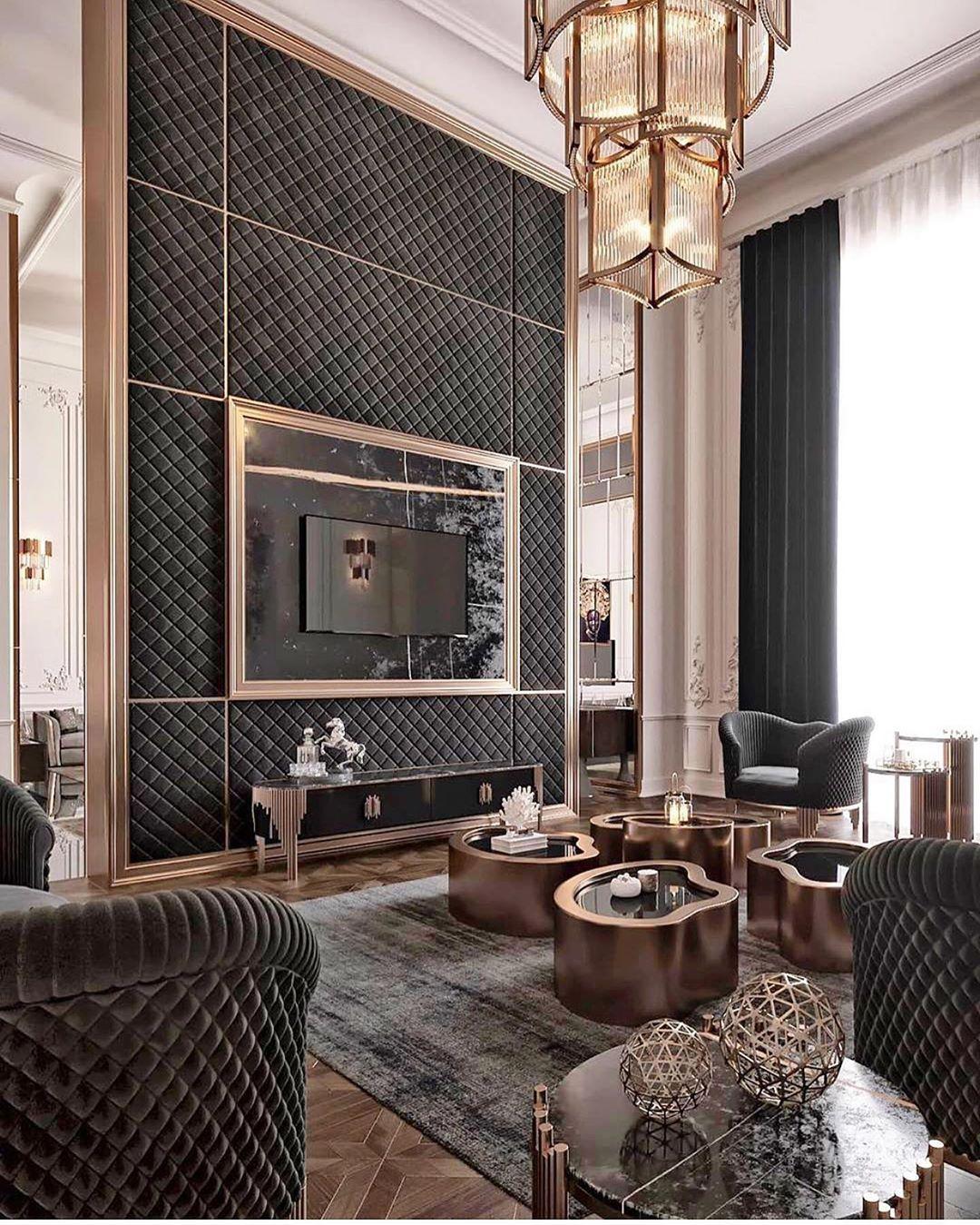 "Home Decor 2012 Luxury Homes Interior Decoration Living: Interior Design & Home Decor On Instagram: ""Comment The"