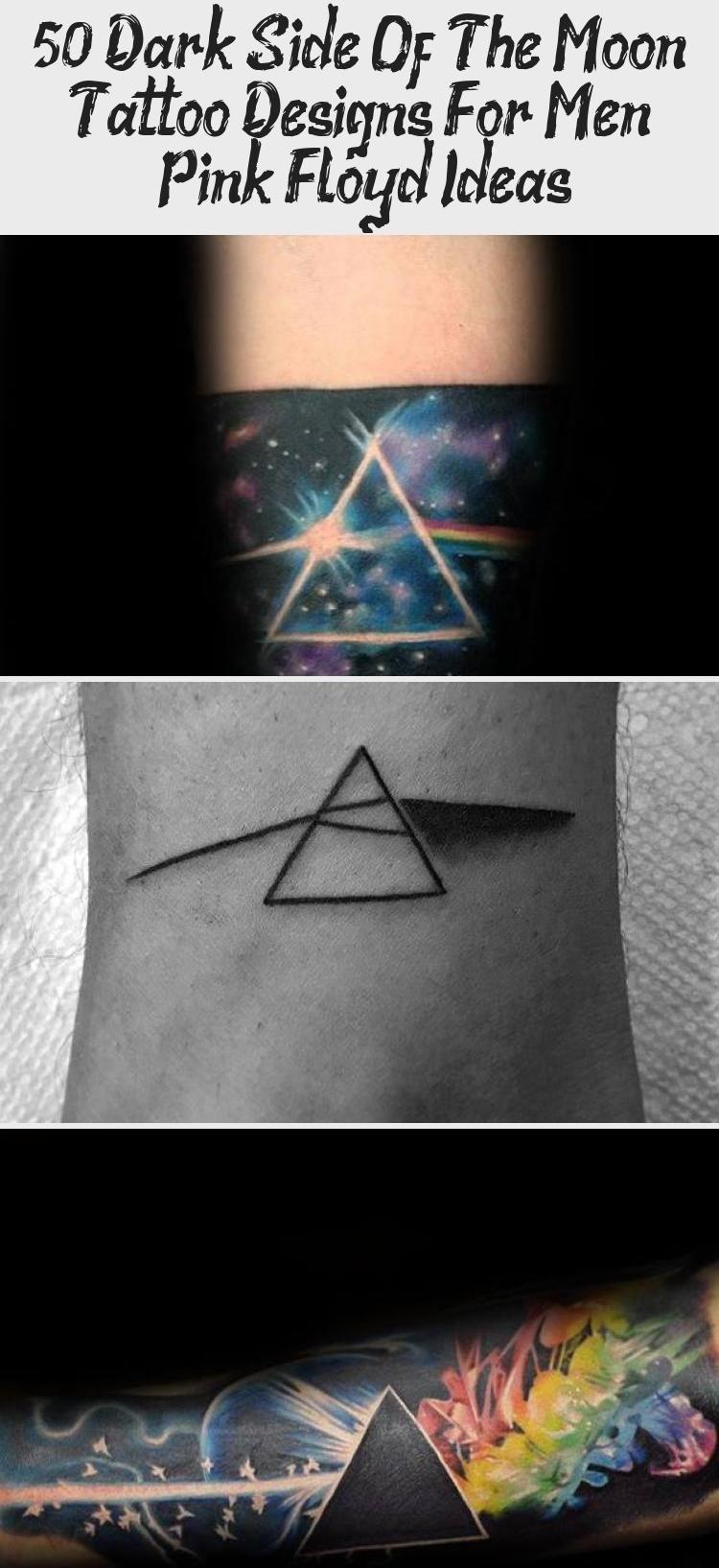 Photo of 50 conceptions de tatouage du côté obscur de la lune pour les hommes – Pink Floyd Ideas – Tattoo Blog