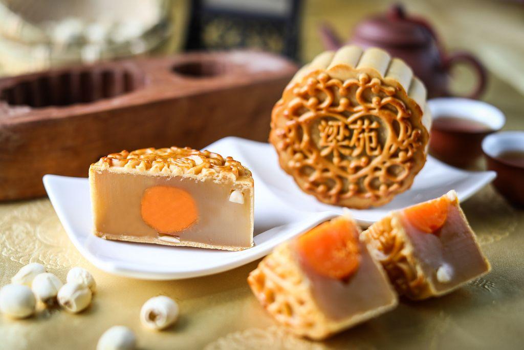 Neo Group Moon cake, Mid autumn festival, Food