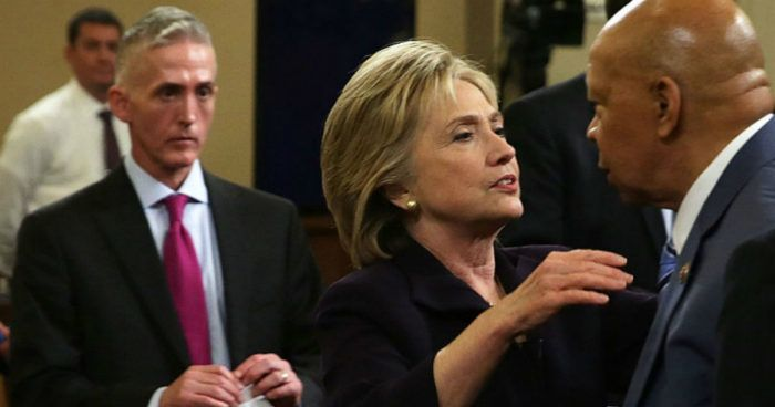Image result for THOUSANDS Of Americans IN SHOCK After Trey Gowdy Announces His Plans For Hillary!