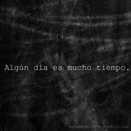 Algun dia