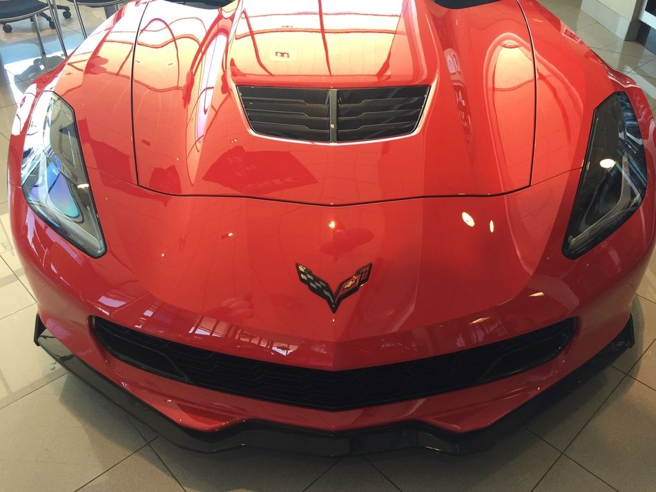 2015 Chevrolet Corvette At Vincent Towne At Classic Chevrolet In