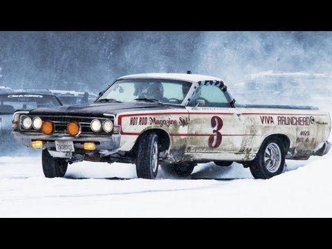 The Ranchero Returns Part 2! Alaska or Bust, the Sequel - Roadkill