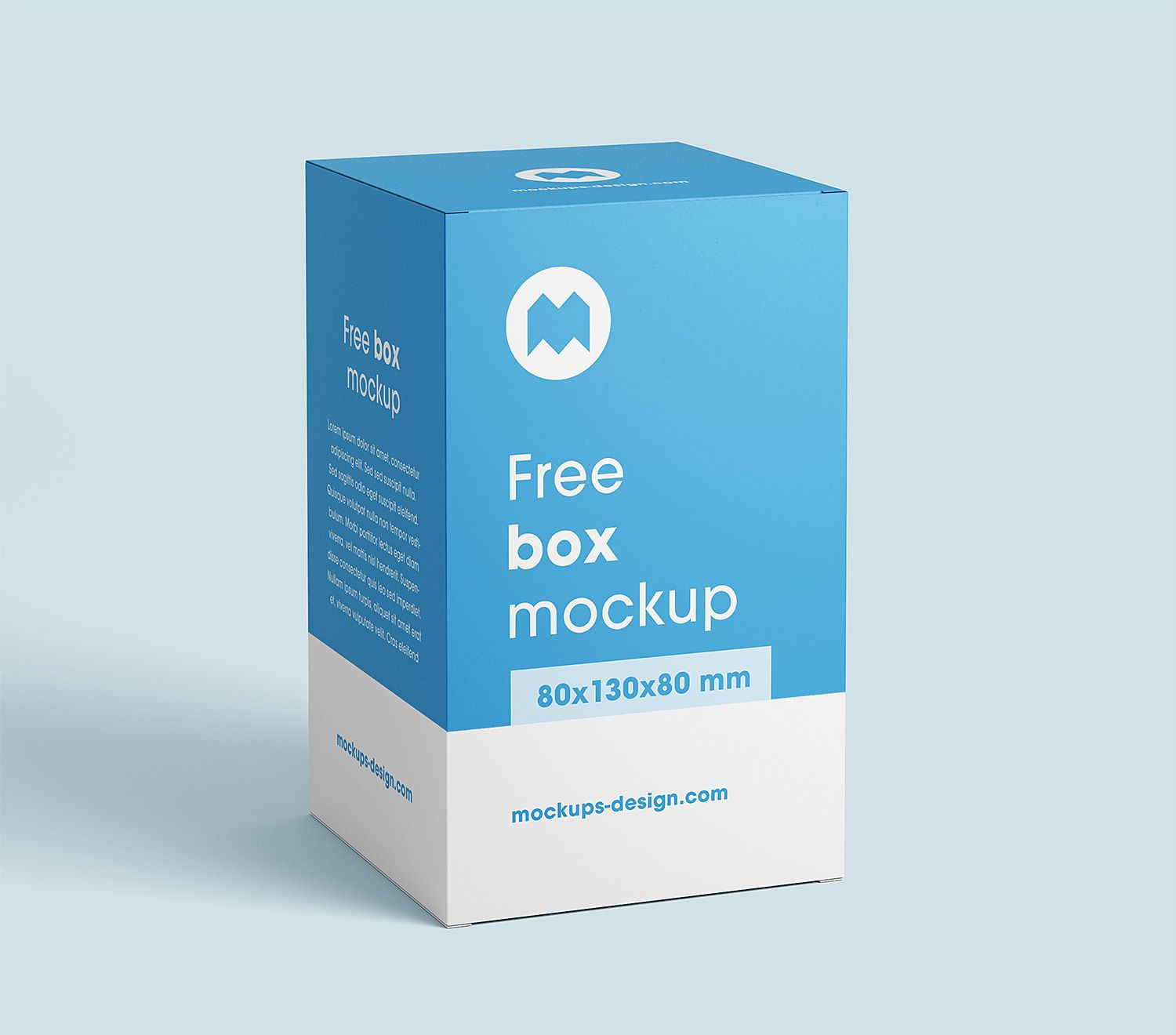 Download Box Mockups Free Free Mockup Free Boxes Box Mockup Free Packaging Mockup