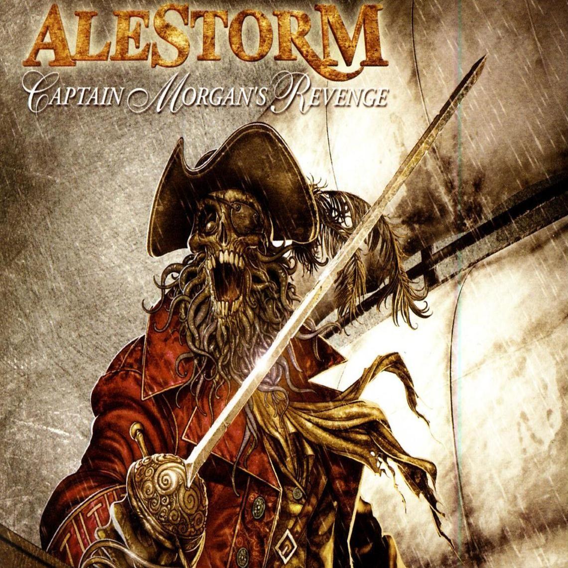 AleStorm Heavy metal, Concierto y Cartel de concierto