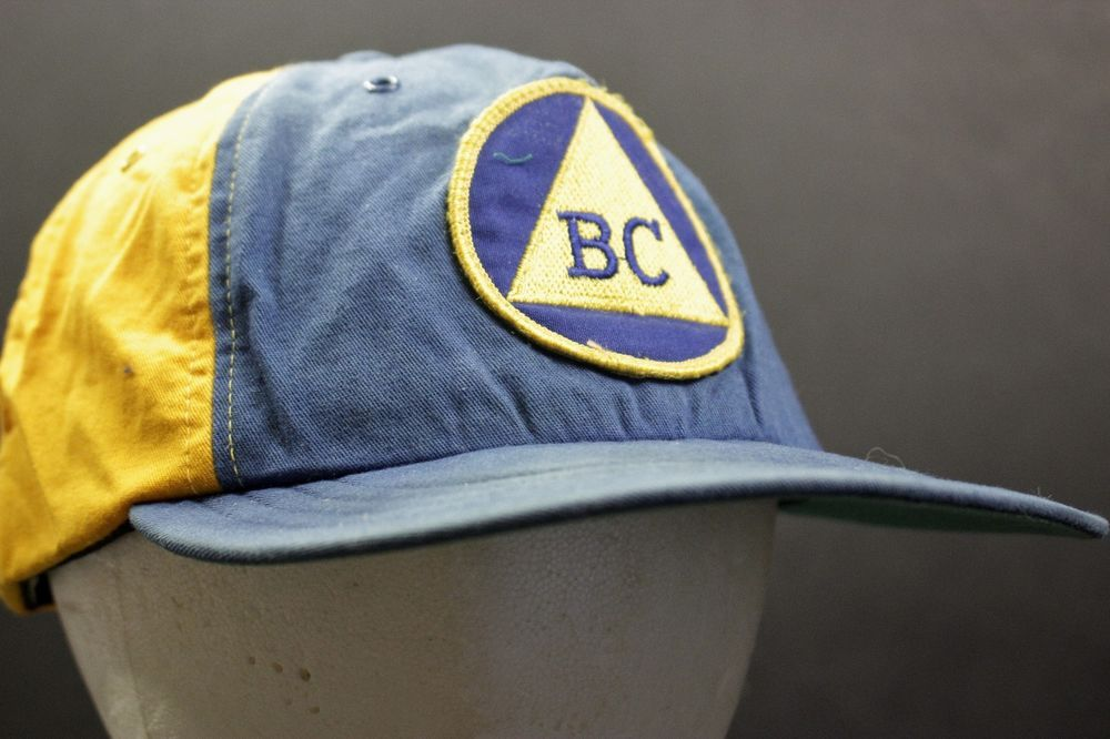 3bc39bad82b Vintage British Columbia Patch Trucker Hat Cap Snapback Adjustable Hipster   HaT  Trucker