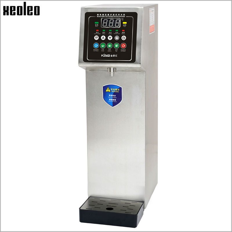 Xeoleo Commercial Ice Hot Type Water dispenser 10L Hot&Cold Water ...