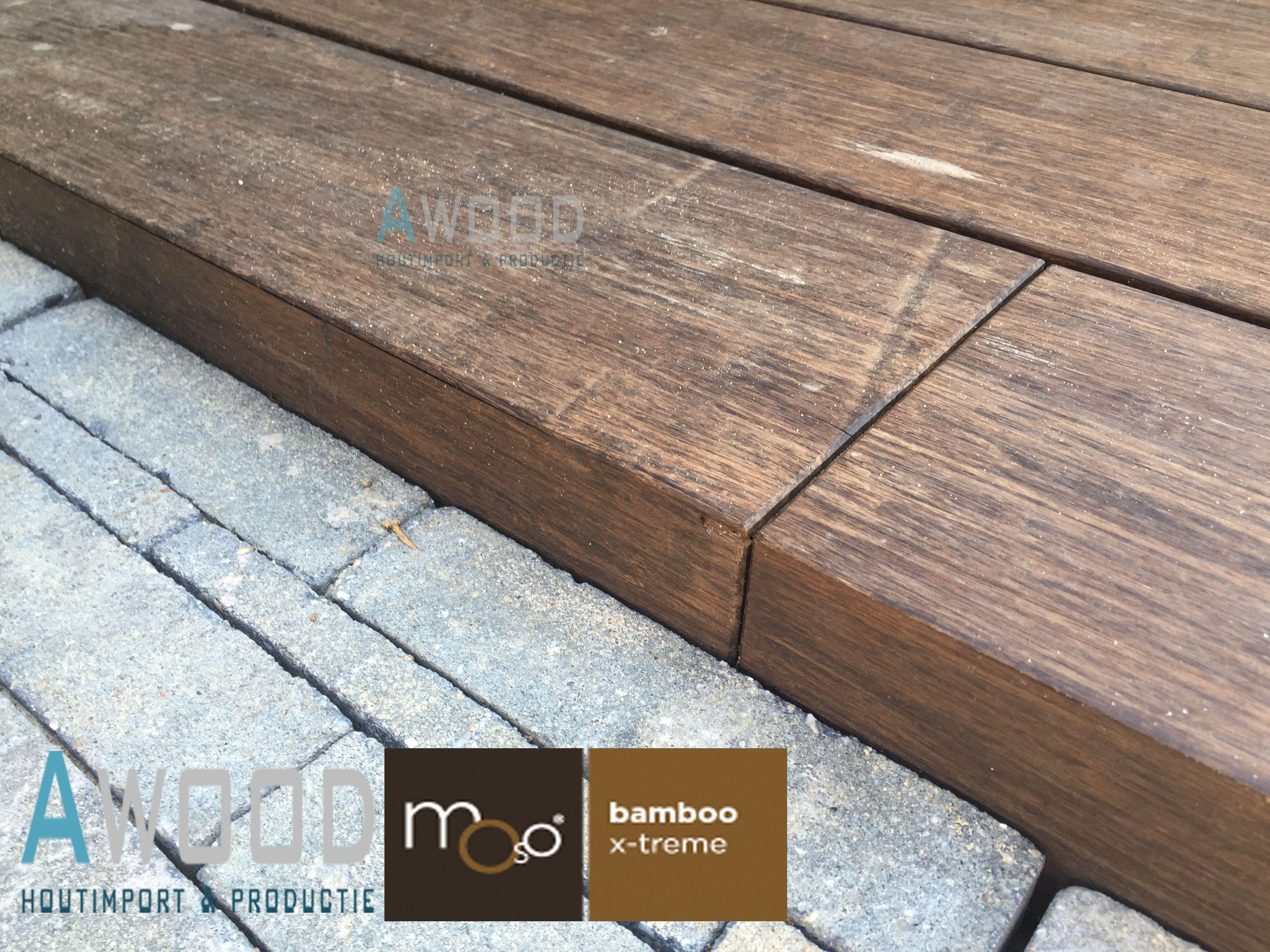 de moso bamboo xtreme 178 mm brede planken prima alternatief voor