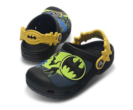 Kids' Batman™ Custom Clog | Boys shoes
