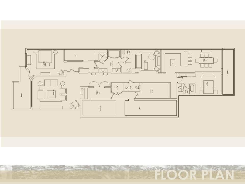 Miami Interior Designer | Residential & Commercial interior Decorating in South Florida Elegant Escape Concept Presentation Slides  Floor Plan #Interiordesign #Interiores #Interiors #MiamiInteriorDesign #MiamiInteriors #Miami #Contemporary #ContemporaryInteriorDesign #DreamHome #ModernHome