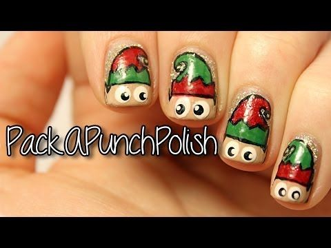 King Elf Nail Art Tutorial You