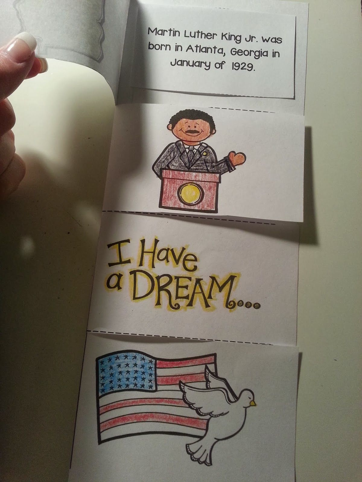 Martin Luther King Jr A Little Late