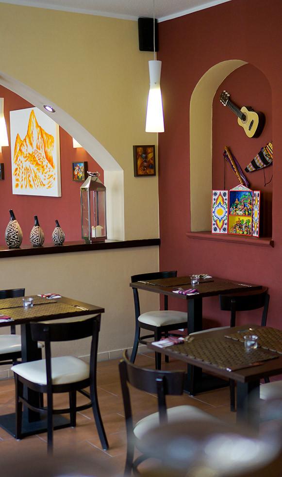 AKTUELLES El Encanto Peruanische Küche Haus deko