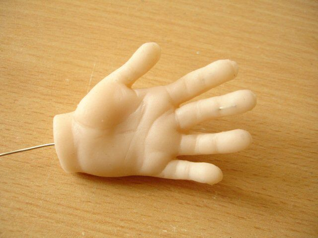 Flexible Puppet Hands Stop Motion Animation Stop Motion Puppets