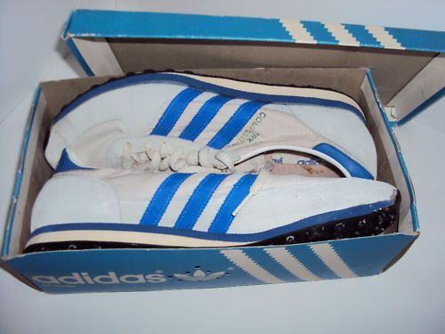 New vintage deadstock adidas trx competition men shoes 11 made in ... d87ff78d7
