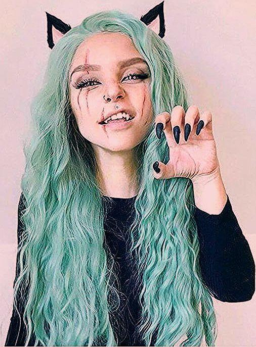 Über 100 gruselige, gruselige und teuflische Halloween-Make-up-Ideen
