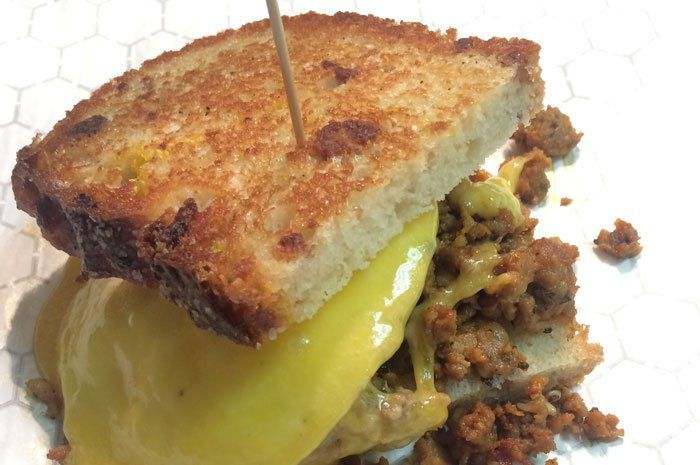 #5 Noble Sandwich Company, Austin: Chorizo and Egg from America's Best Breakfast Sandwiches
