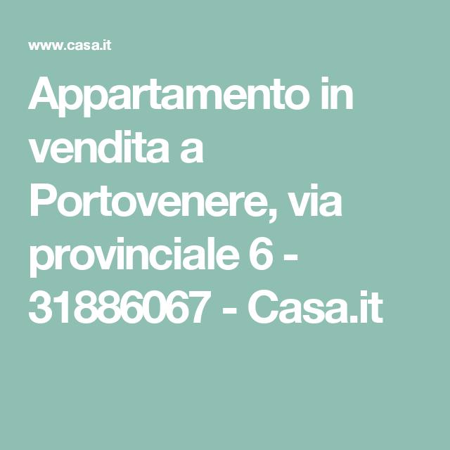Appartamento in vendita a Portovenere, via provinciale 6