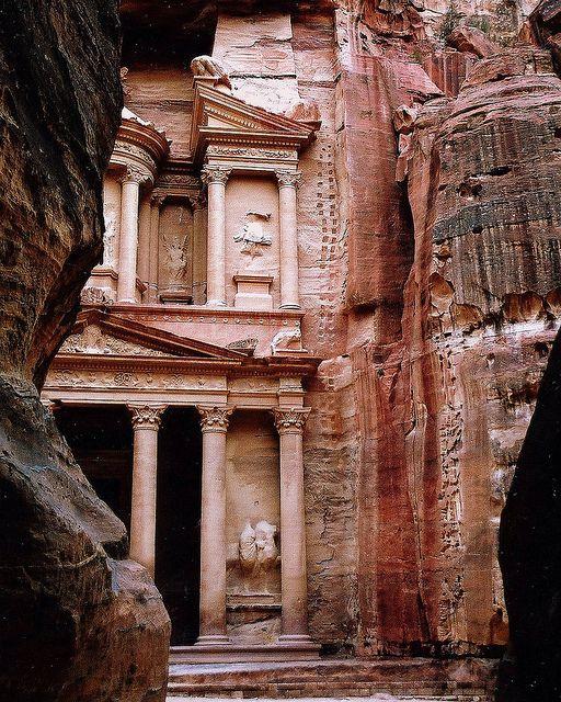 The Beauty of Petra in Jordan