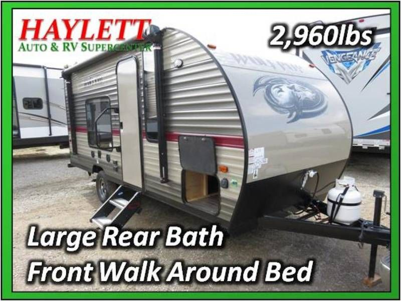 2018 Forest River Wolf Pup 16fq For Sale Coldwater Mi Rvt Com Classifieds Travel Trailers For Sale Trailers For Sale Forest River