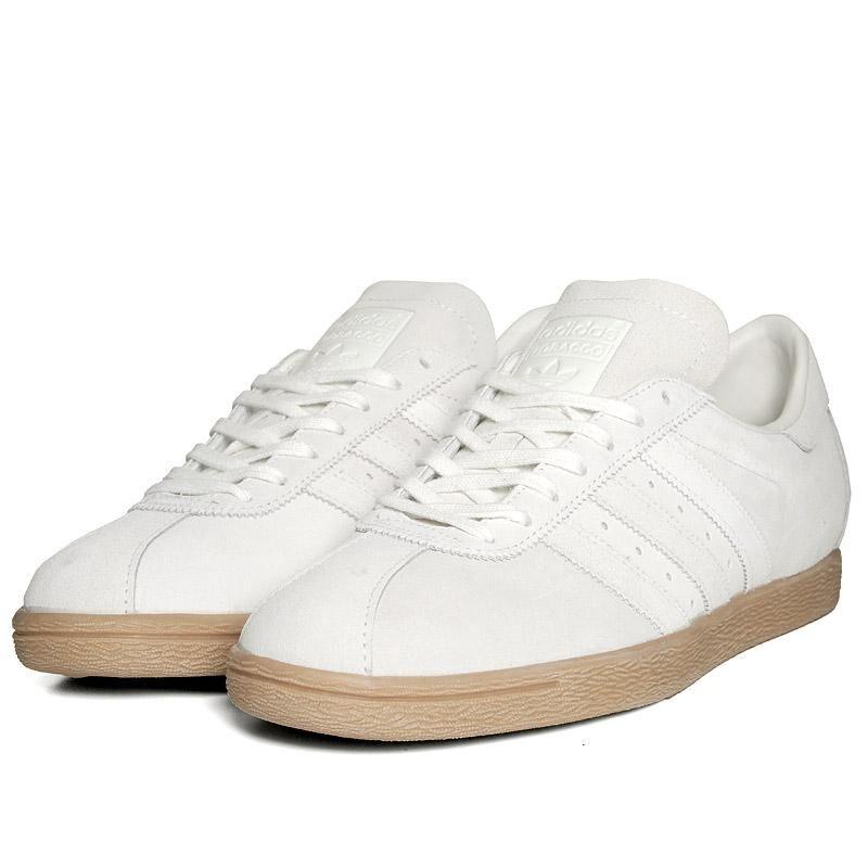 adidas tobacco white
