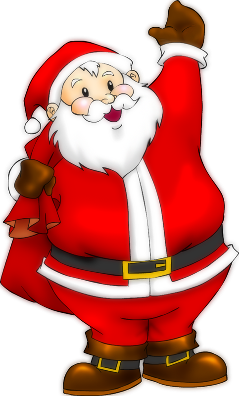 christmas santa clip art clip art santa claus clipart rh pinterest co uk santa claus clip art borders santa claus clipart free