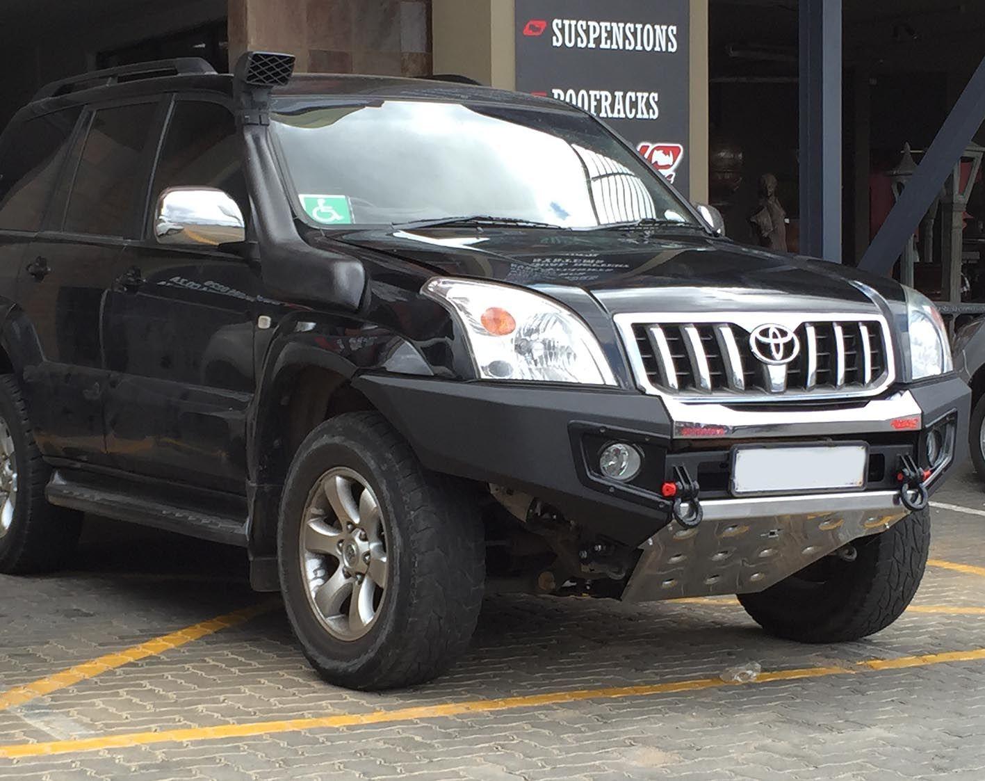 Prado 120 offroad front bumper google search