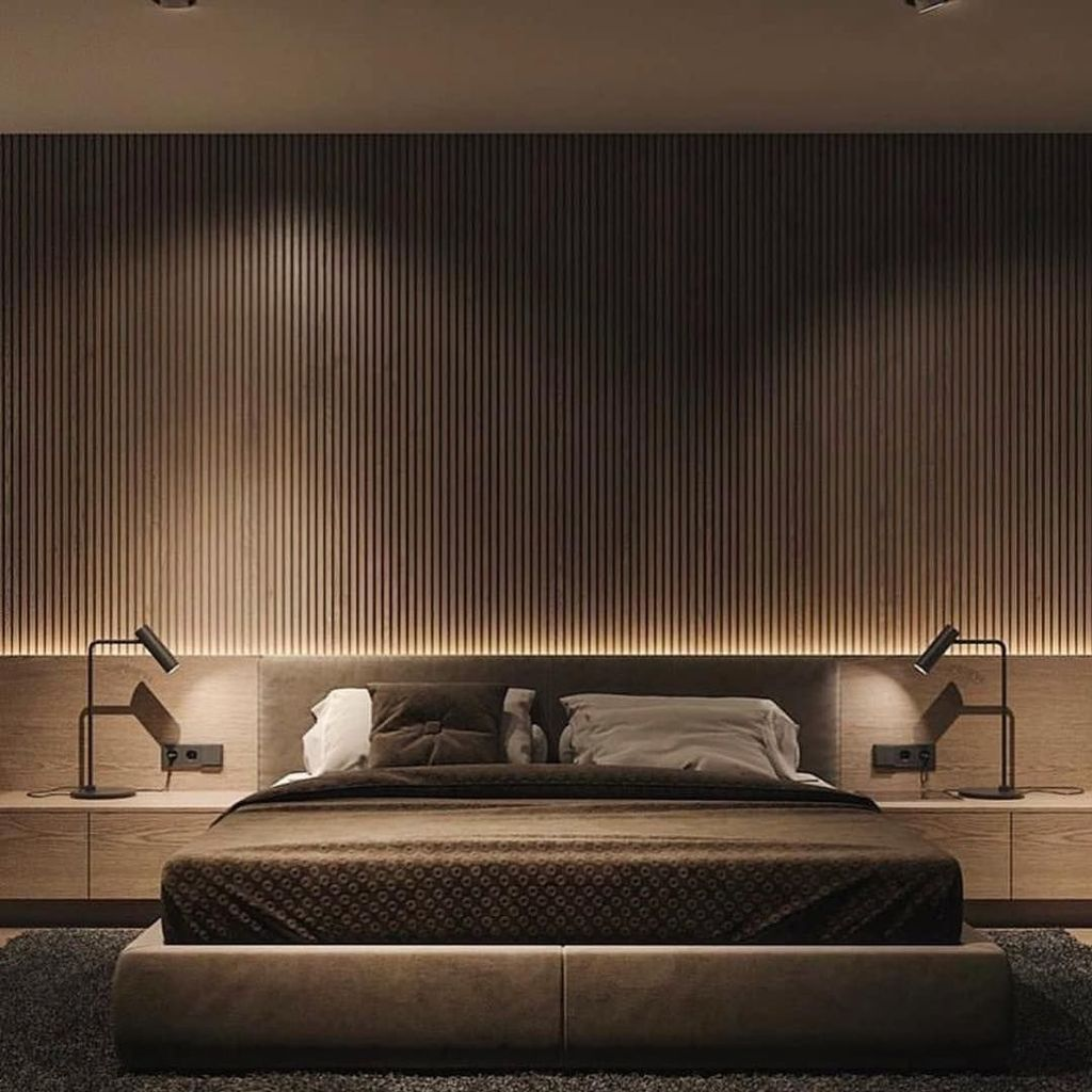 32 Fabulous Modern Minimalist Bedroom You Have To See Bedroom Design Trends Bedroom Bed Design Luxury Bedroom Master Bedroom design modern contemporary