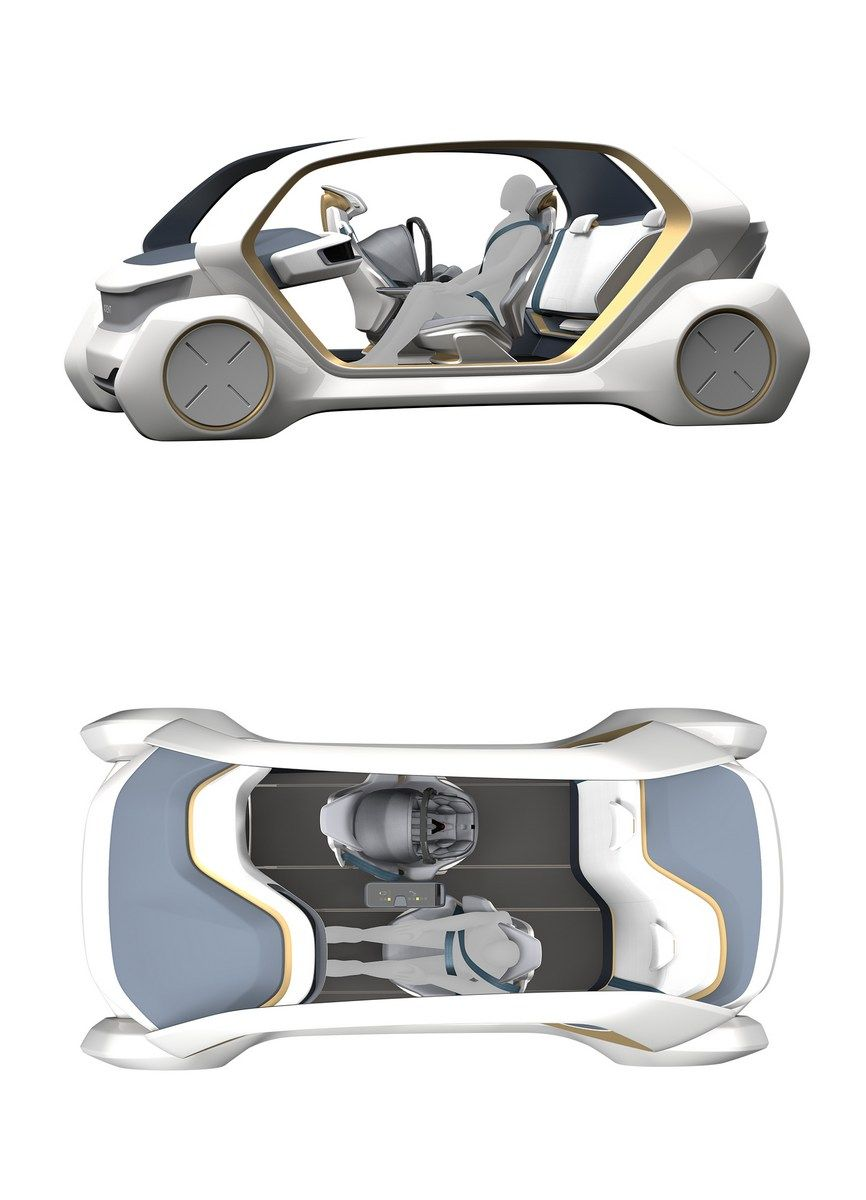 Adient AI18 Conceptualizes The Future Interior Of Autonomous Vehicles | Carscoops