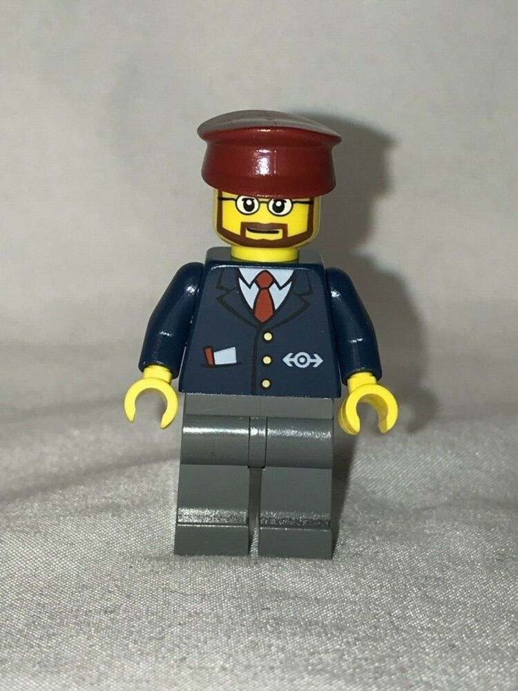 Lego City Train Station 7997
