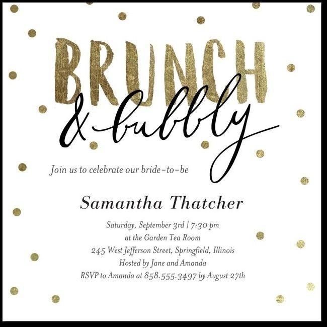 brunch invitation wording - Hizir kaptanband co