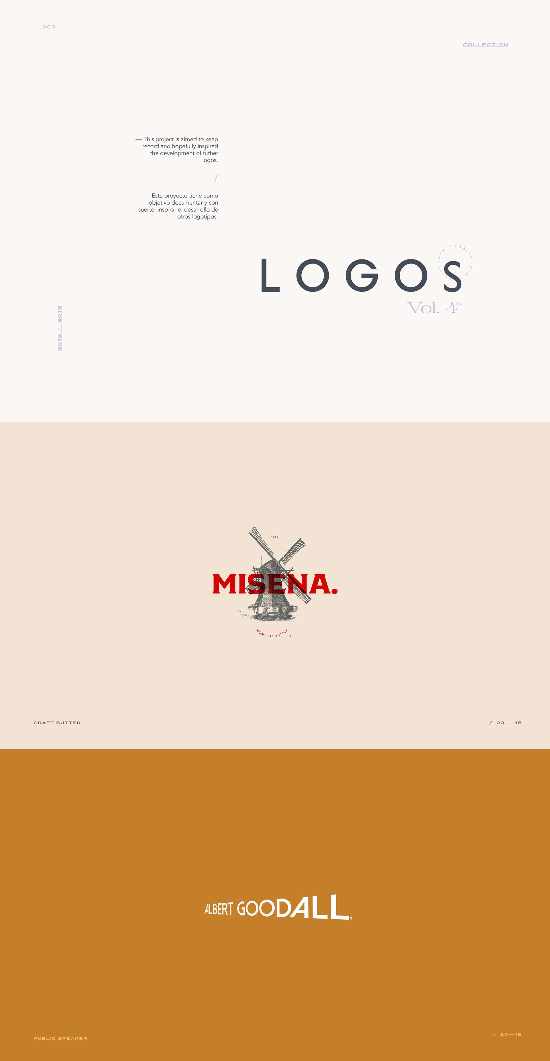 Logo Collection Vol. IV on Behance