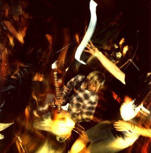 Nirvana Live In Seattle September 22 1990 Nirvana Kurt Cobain Nirvana Nirvana Kurt