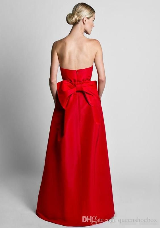 7f507b7843b Krikor Jabotian Red Jumpsuits Celebrity Evening Dresses With Detachable  Skirt Sweetheart Strapless Satin Guest Dress Prom Party Gowns