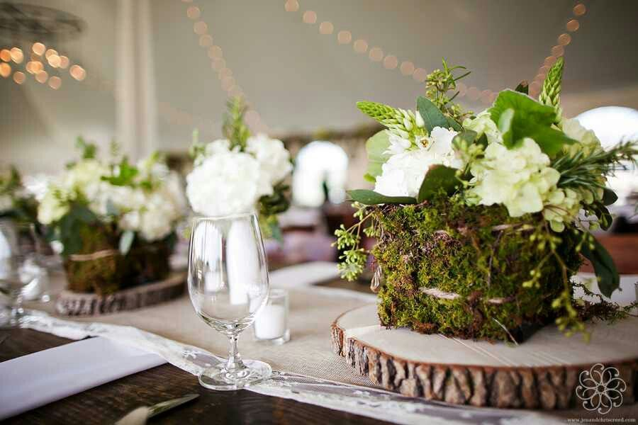 Enchanted wedding ideas for Lisa and Darren Enchanted