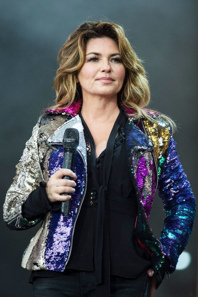 8 Richest Female Musicians In The World 2018 Shania