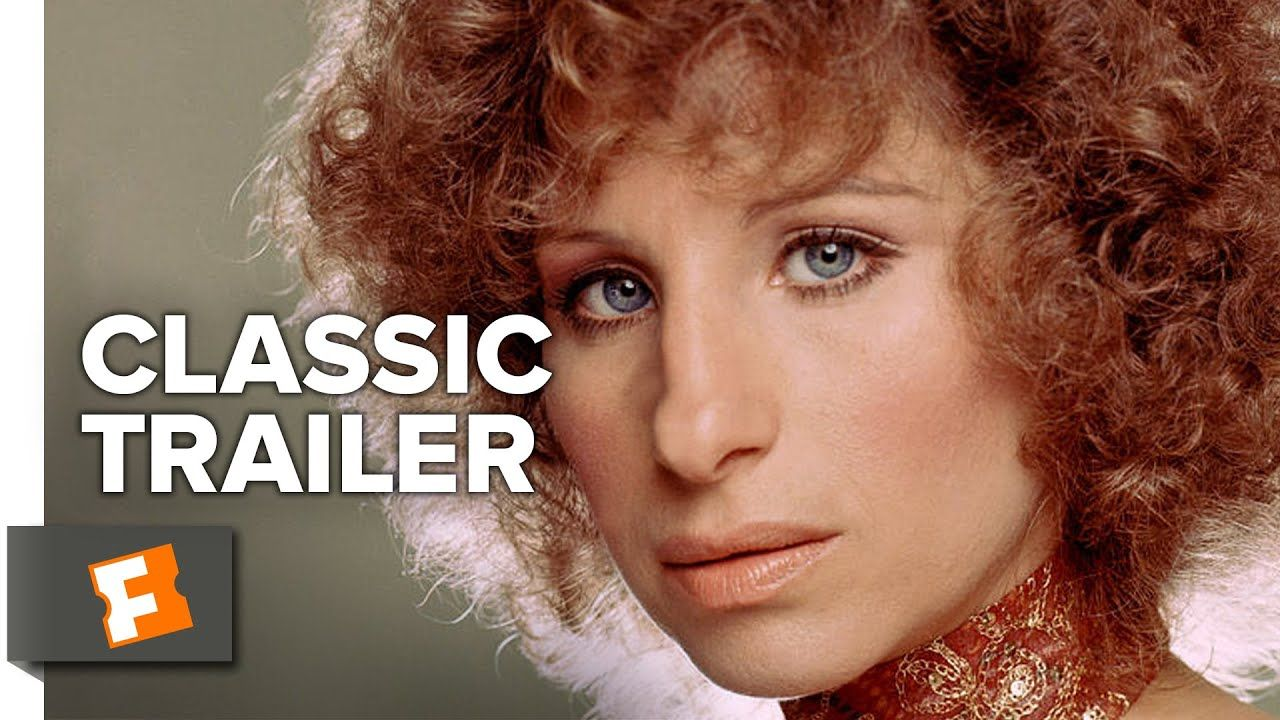 A Star Is Born 1976 Official Trailer Barbra Streisand Kris