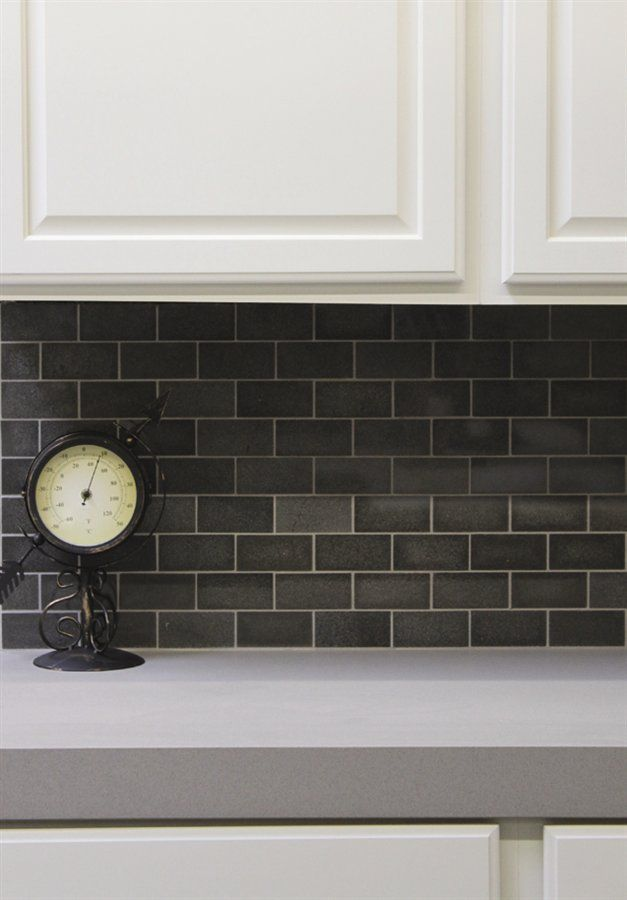 Polished Bluestone Tile Backsplash   Google Search. Stein AufkantungKüchen  DesignIdeen Für Die ...