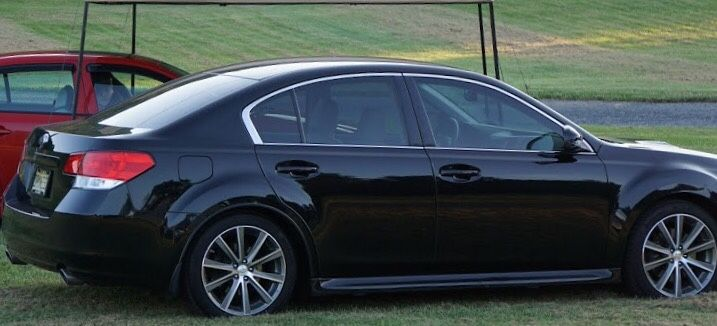 The Best Subaru Legacy Wheels