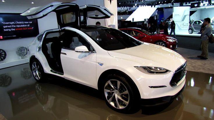 Nice Tesla 2017 Model X Exterior And Interior Walkaround Detroit Auto Show Check More At