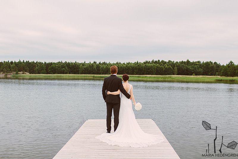 Finnish wedding photography